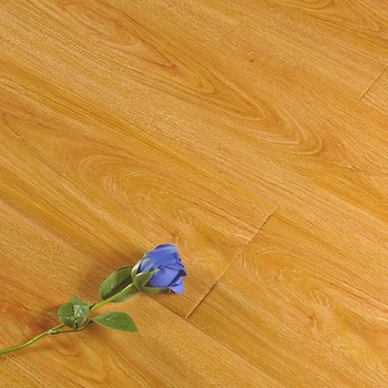 high Glossy Surface HDF industrialAC4 AC5 Laminate Flooring