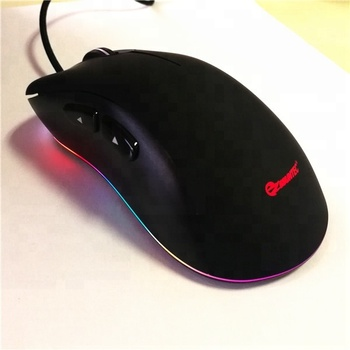 2018 New Private 6 Buttons USB Wired Gaming Computer Mouse GM-172