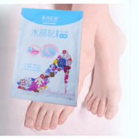 Hot Sale ODM Soften Rough Skin Kept Clean And Comfortable Herbal Exfoliating Peel Off Foot Mask