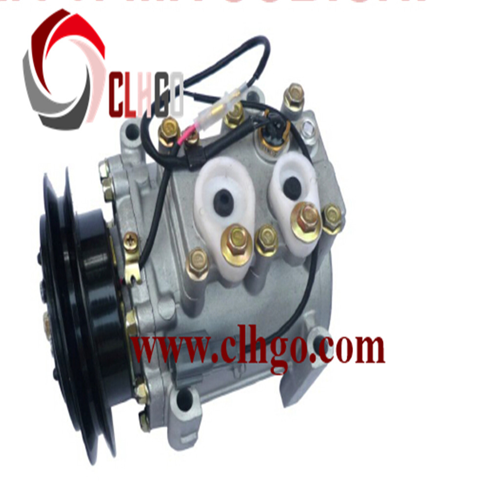 Best auto 24V electric dc ac scroll compressor types for Mitsubishi car