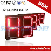800mm countdown time traffic warning signal