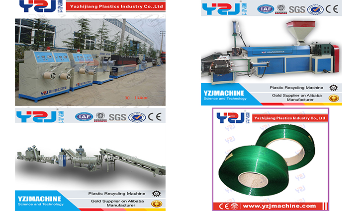 Professional pp strapping roll making machine and pp strapping machine with best quality and low price