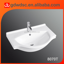 Commercial High Quality Porcelain Sink for Barber