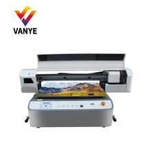 Vanye 6090 A1 size UV printer 6090 flatbed for pen/Wood/Glass/Metal/t shirt printing machine prices