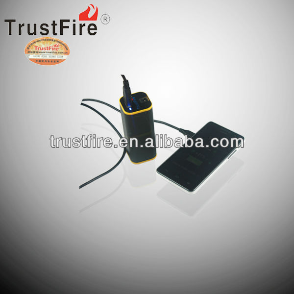 Newest design mobile phone accessory 4000mah E01 power bank can be used as mobile charger