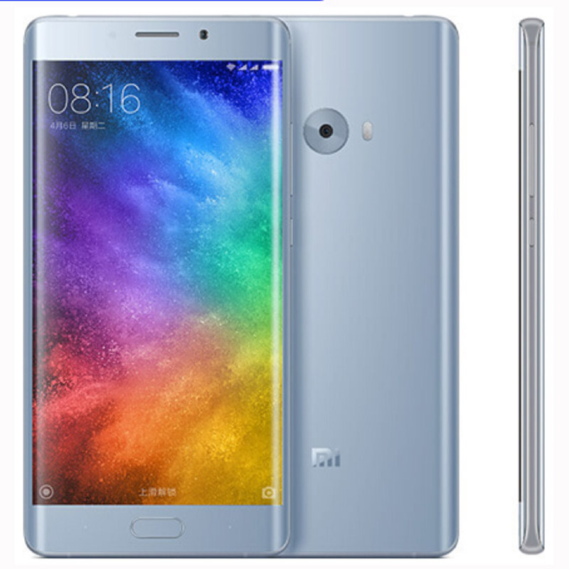 8G Xiaomi Mi Note 2 Note2 Prime Bluetooth Best Stereo Sound 6GB RAM 128GB ROM MIUI 8 Android 6.0 22.56MP Mobile Phones