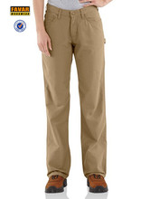 mens durable cotton canvas work torusers workwear trousers