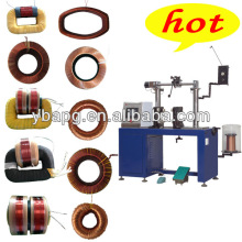 2014 pcb mounting transformer coils winding machine winding coils machine in YIBO
