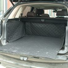 pet car seat cover for trunk
