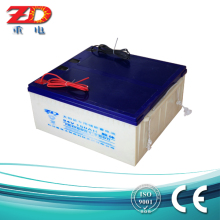 Sealed AGM deep cycle maintenance free rechargeable lead acid battery 24v 150ah