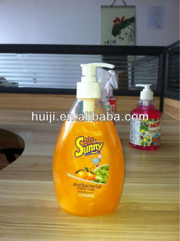500ml Orange and Vanilla liquid hand soap