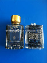 100ml perfume glass bottle