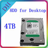 Lowest price !!! Sata original 4TB hard disk drive 3.5'' PC hdd internal wholesale