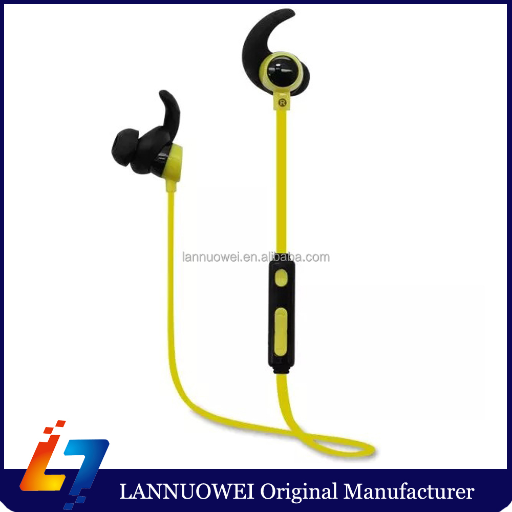 In Ear Headphones V4.1 Wireless Stereo Bluetooth Earphone for Samsung