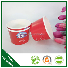 icecream packings paper cup holder