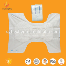 Printed thick adult baby diapers supplier in China