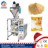 Fully Automatic Corn Maize Wheat Flour Packing Machine