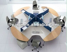 cheap workstation desk/office wooden workstation/workstation office furniture