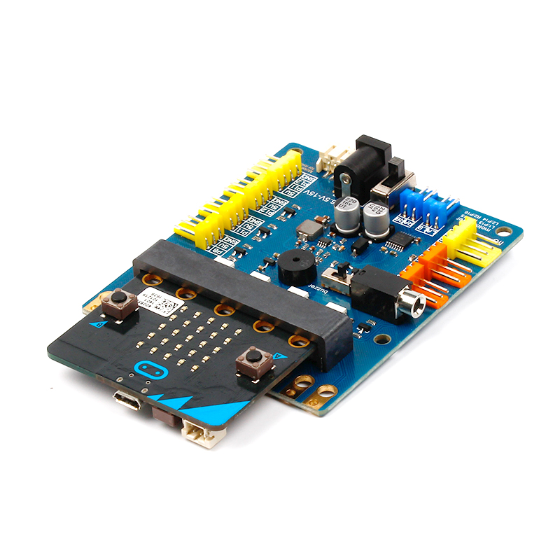 ALSRobot micro:bit Motor Driver Shield v3.1 Development Board for Javascript Python Programming