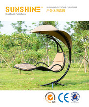 Outdoor Garden Covered Swing Chair Patio hanging chair FCO-SW001