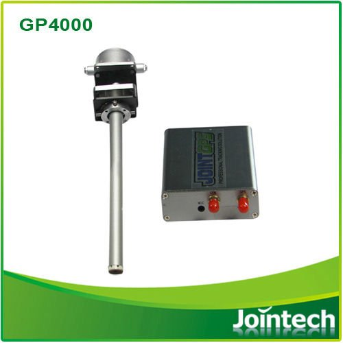 Car GPS tracker with capacitance fuel level sensor for fleet management and fuel consumption monitoring
