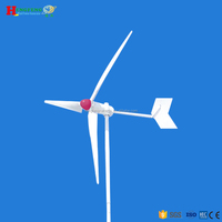 sell small home use windmill generator 600W(horizontal-axis wind turbine wind turbine generator)