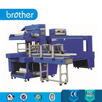 Brother Automatic Plastic Bottle Shrink Packing Machine