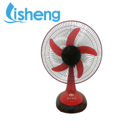 16 inch 12 Volt energy saving emergency solar fans dc table fan