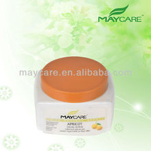 smoothing&organic u care skin care massager apricot face cream