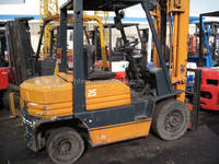 Second-hand forklift 2.5ton toyota low price