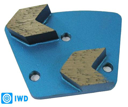 Abrasive block/ High quality Diamond segment Grinding shoes for Smoothing concrete and stone surface