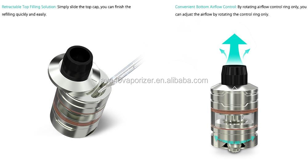 Compact Size 2ml and 4ml 200W Wismec Sinuous FJ200 Divider Kit