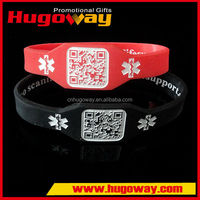 Gifts & Crafts Newly developed Silicone Products debossed wristband customize silicone bracelet