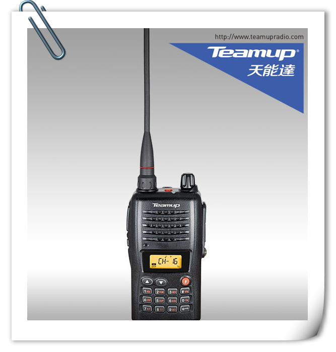 Hot Sale ! Wireless tour guide sysetem UHF walkie talkie T510
