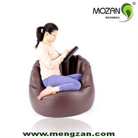 2013 new design Leisure PU beanbag sofa,beanbag chair,beanbag bed