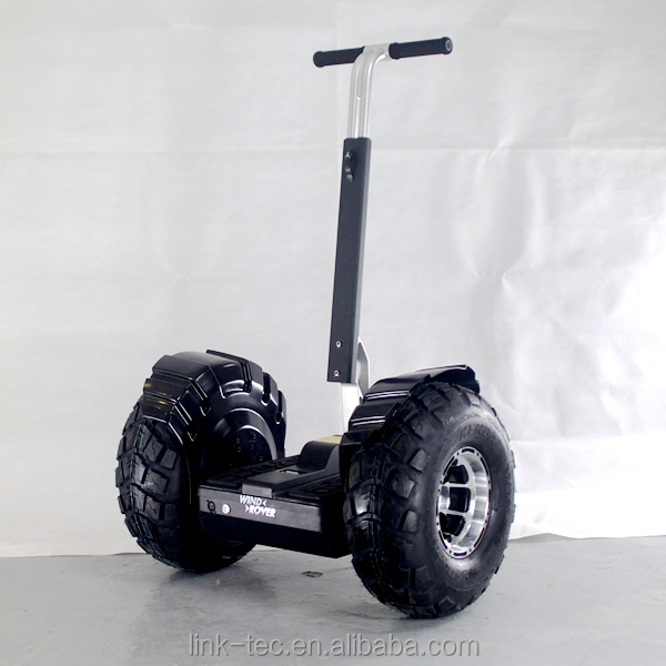 Electric Chariot 2 Wheel Balance Golf Cart Scooter Electric Golf Trolley For Sell