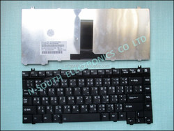 Original for toshiba a10 thai layout Laptop notebook keyboard