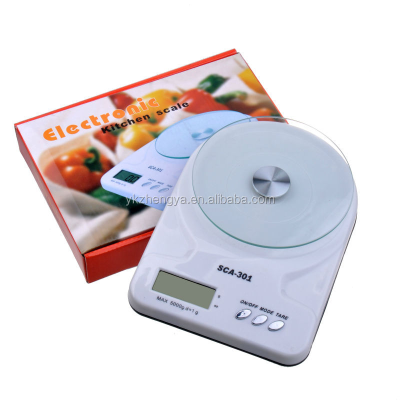 5kg Digital weighing kitchen scales kitchen scale KDD-3