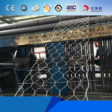 Factory low price high quality PVC coated / Galfan / galvanized gabion wire mesh