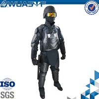 Security Protection Riot Gear System Riot Body Armor Full Body Suit Protection Gear