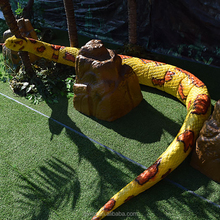 Artificial Animatronic Remote Control Robotic Realistic Snake For Sale