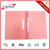 type of fplastic folder a4 size pp clip file colorful file spring file