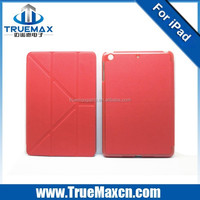 Wholesale Price Leather Case for ipad mini case, for iPad mini Y case