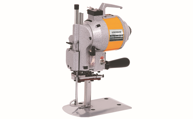 CZD-108 5 inch KM straight knife cutting machine