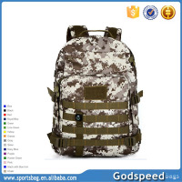 2015 New Desert Camouflage Military Tactical Military Hiking Camping Survival Backpack