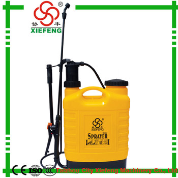 The high quality stainless steel pump sprayer