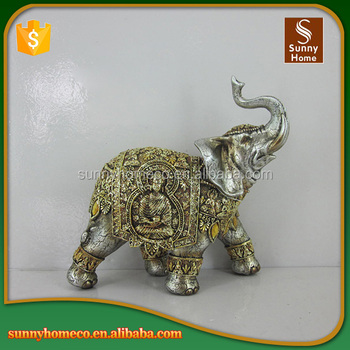 Hot Resin Crafts Elephant Souvenir Gift Decorations