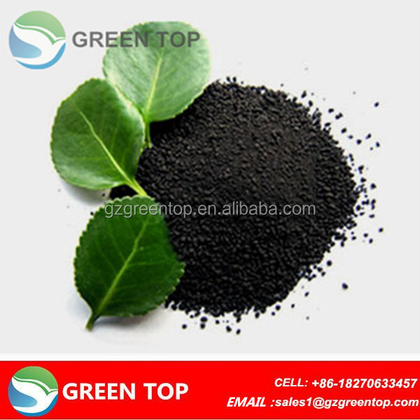 Organic humic acid sodium humate granular fertilizer