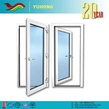 YH Factory wholesale high quality flexible designs energy saving single leaf double swing door