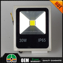 International approved outdoor 30w flood led light